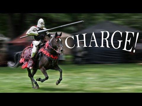 The origin of shock cavalry, REPLY to Lindybeige: Cavalry was a stupid idea