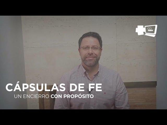 UN ENCIERRO CON PROPÓSITO (Carlos Villanueva)