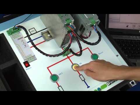 quint iq uninterruptible power supply din rail ups with rh youtube com