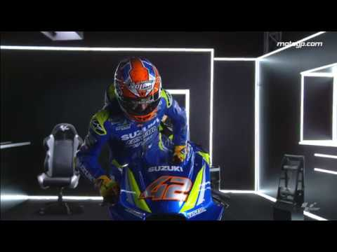 The rush, the speed, the will to win: This is Alex Rins