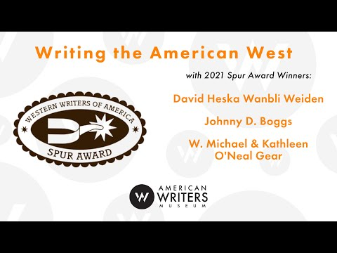 Writing the American West: 2021 Spur Award Winners