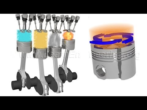 Diesel Engine, How it  works ?