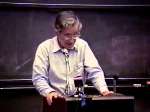 Noam Chomsky 1995  Protecting Corporate Power Against Democr