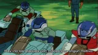 MOSPEADA: Temporada Completa - (Sub Español) - 8:33:47 - HQ (HONOO NO FANSUB)