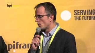 Interview Bpifrance - Thierry Chapusot, président de Pharmagest et  Pedro Novo, directeur export Bpifrance