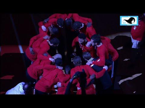 Derrick Rose Playoff Return Chicago Bulls Intro | LIVE 4-18-15