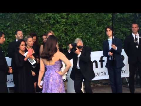 Loreal model Aishwarya Rai at Amfar Cannes - paparazzi.bg