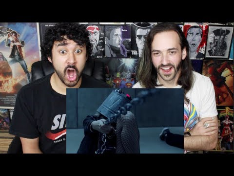 Thumbnail: JIGSAW TRAILER REACTION & REVIEW!!!