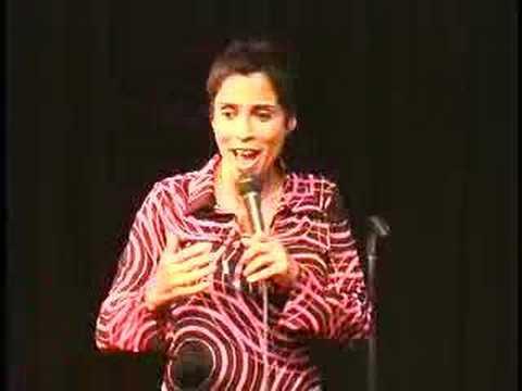 'The L Word' comedy bit: Marga Gomez