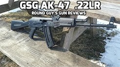 GSG AK-47 .22lr Review