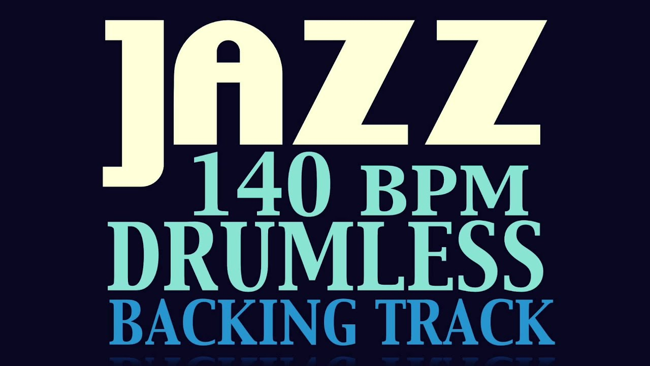 Jazz Drumless Backing Track