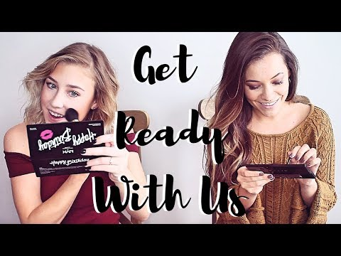 Maddie & Tae: How To Fall Makeup Look