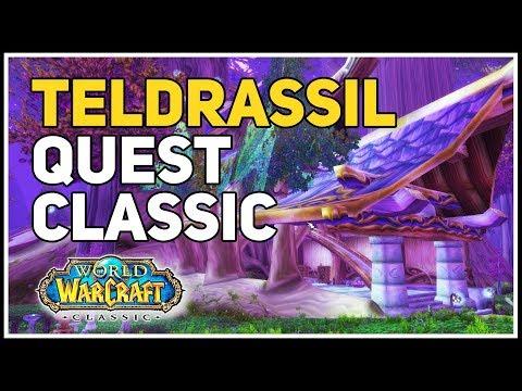 Ferocitas The Dream Eater Quest WoW Classic (Tallonkai's Jewel)