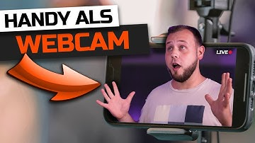 Handy als Webcam zum Streamen | Android in OBS Studio / Streamlabs OBS (2019)