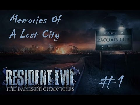 Resident Evil : Darkside Chronicles # Memories of a Lost City [ Part 1 ] Subthai