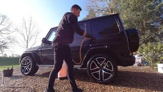 CLEANING Your Car In Direct Sunlight!