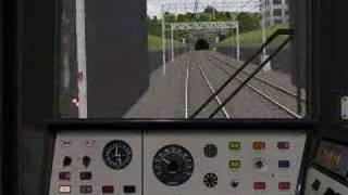 Class 323 in Boso View Express (Train Simulation)