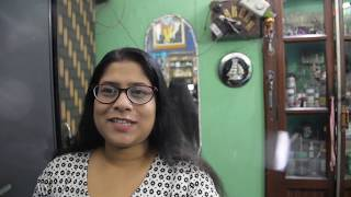 Ny bae Lip Liner  and Concealer review video | Bengali family Life Style - Day with Ousumi