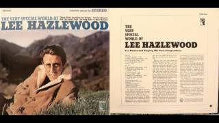 Lee Hazlewood - My Autumn's Done Come