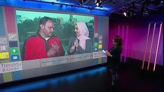 فيديو مؤثر لأب مصري أصم يصر على وكالة ابنته في عقد القران باستخدام لغة الإشارة #بي_بي_سي_ترندينغ