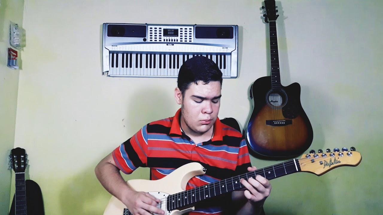 Samurai - Djavan cover guitarra