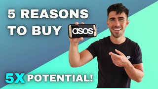 ASOS STOCK (ASC) - TOP UK GROWTH STOCK!