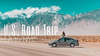 U.S. ROAD TRIP - 30 Days LA to NYC