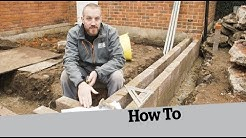 How to Start Building Walls; How to Build an Extension (3)
