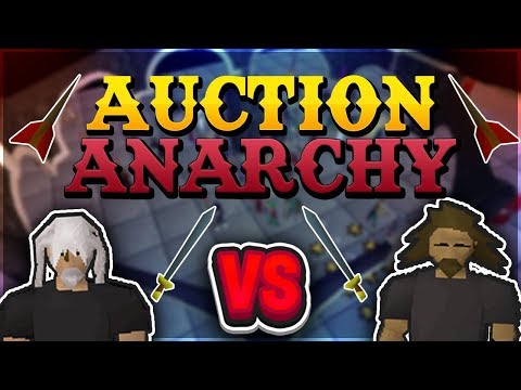 OSRS Challenges: Auction Anarchy Challenge - EP.103