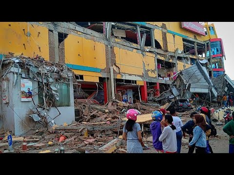384 Confirmed Dead After 7.5 Earthquake Rocks Indonesia