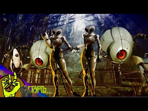 Тайны лаборатории Aperture science - Portal 2