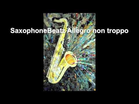 Allegro non troppo -Klose- Tenor Saxophone Duet