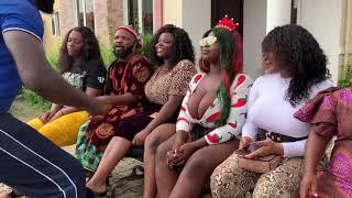 OGA LANDLORD CHRISTMAS CAROL PART 2 (Nedu Wazobia FM)