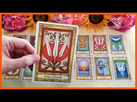 TWIN FLAME READING ~ 15th September 2017 ~ **LOVE ROMANCE AND DREAMS**