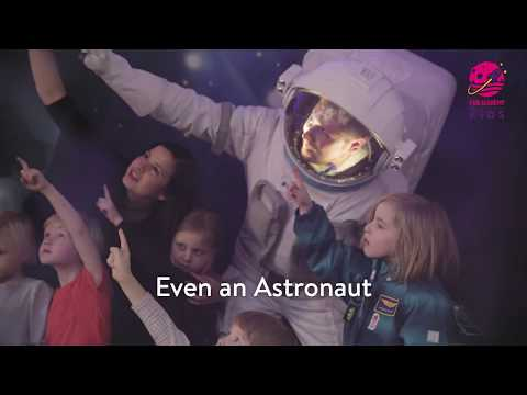 Training kids for space from right here on earth | Fun Academy
