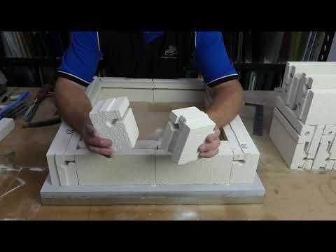 Glassfusing DIY Kiln Build Part 2