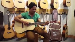 """Ngô Núi hát"""" Điện máy xanh"""" tại Guitar MTC, đáng yếu hết chịu nổi"""