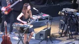 Keren Ann - It Ain't No Crime (Live) - Nuits de Fourvière, Lyon, FR (2011/07/25)