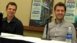 Yugioh Voice Actor Panel - YGO YCS in Rhode Island (October 20…