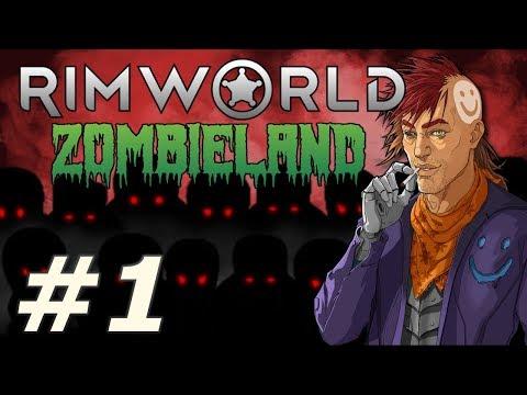 Rimworld: the saga of the ice cannibals - YouTube