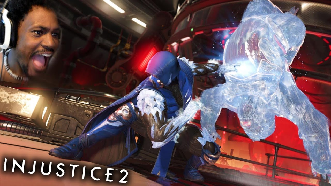 Download SUB-ZERO IS ICE COLD... (get it?.. HUEHEUHEU LITTY) | Injustice 2 #3