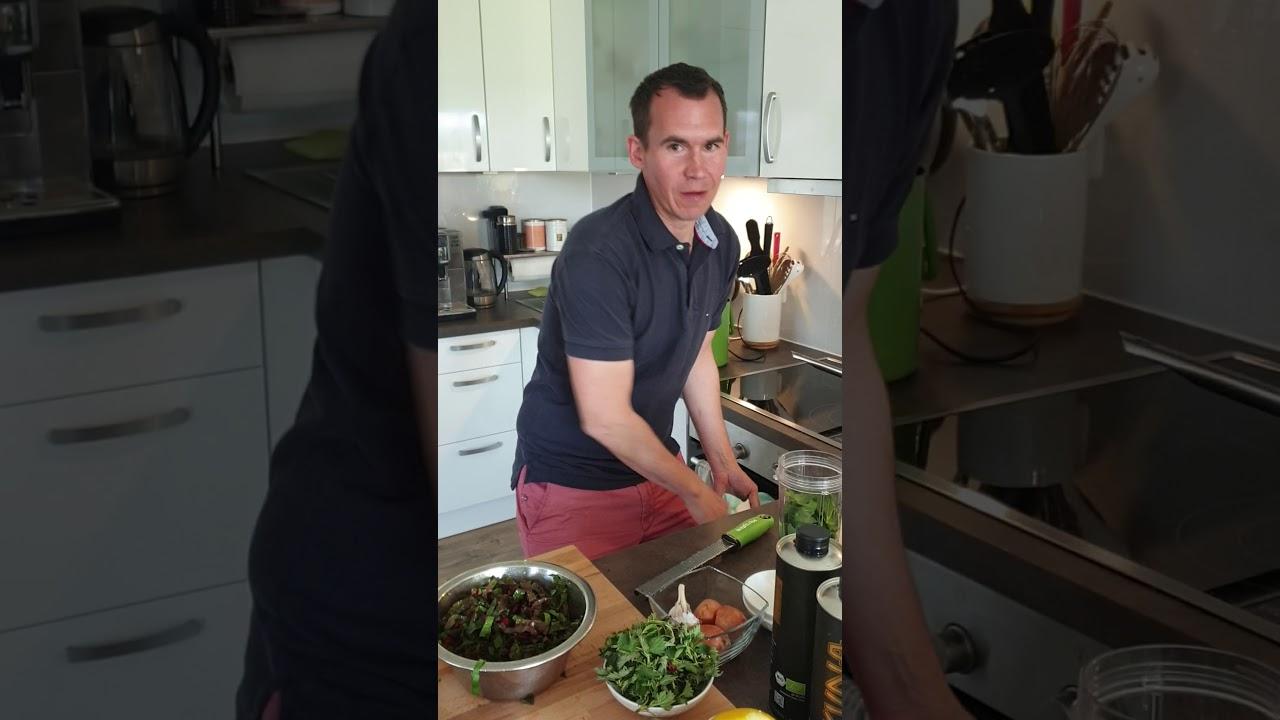 Leichte Küche aus dem Homeoffice /Keto - YouTube