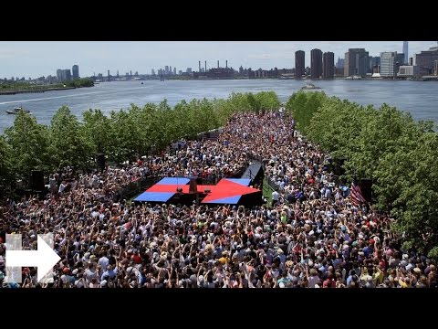Hillarys Official Campaign Launch: Highlights! | Hillary Clinton
