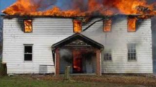 Live House Burn- Wyoming (Ohio) Fire Dept.