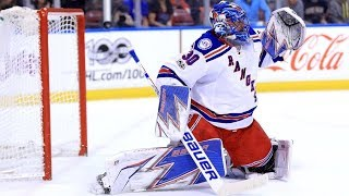 TOP 10 GOALIES IN THE NHL!