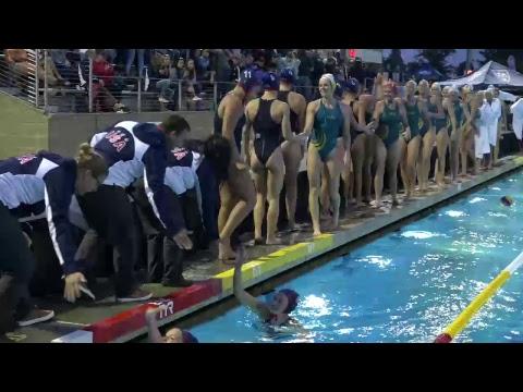 AUS vs. USA | 2017 FINA Women's Intercontinental Tournament
