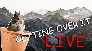 Bop to the Top - Getting Over it with Bennett Foddy [Live 1/6/18]