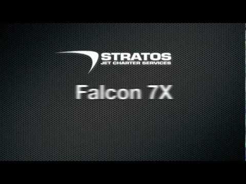 Falcon 7X Private Jet Charter Flights