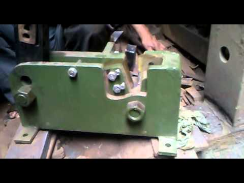 Bar Cutter Hand Operated Youtube