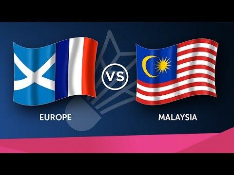 Group Stage - MD - TAN B.H. / TAN W.K. vs V.IVANOV / I.SOZONOV - Axiata Cup 2014